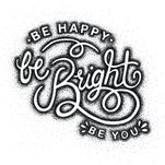 Be Merry Be Bright Be Y... by Kasi Turpin