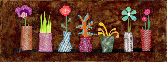 art prints - Little Sprouts by Kim Dettmer