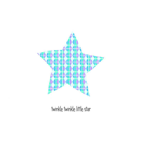 art prints - Twinkle Twinkle Little Star by Mindy Levin