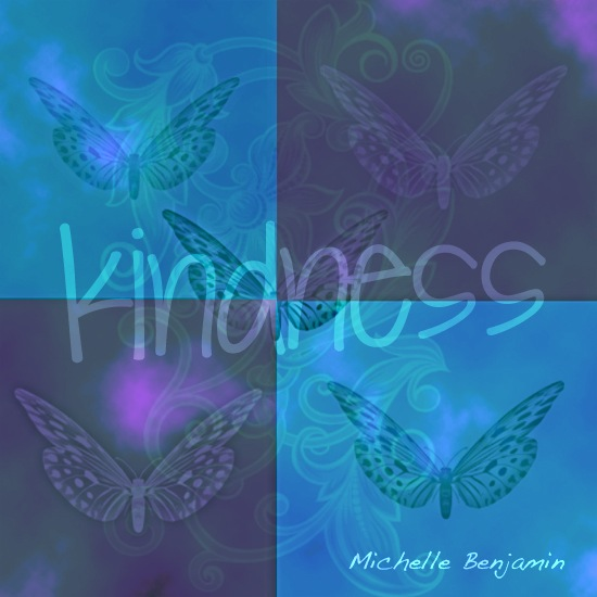 art prints - Kindness by Michelle Benjamin