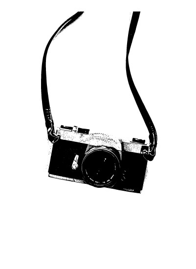 art prints - Behind the Lens by Alicia Youngken