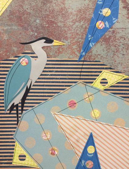 art prints - Perched by Hannah Burnworth