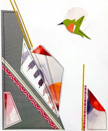 art prints - Hum Along by Hannah Burnworth