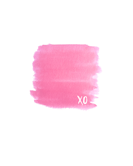 art prints - Love You Like XO by Jen Wagner