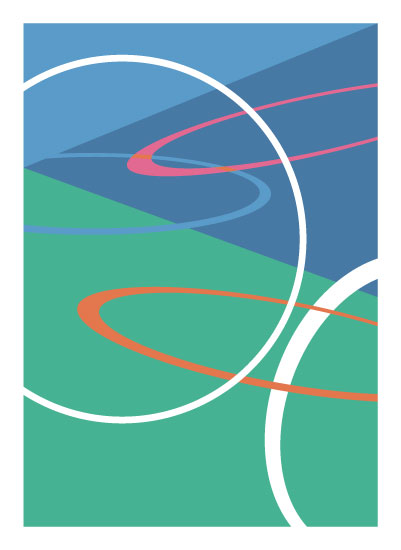 art prints - Orbit by Marjie Best