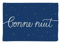 Bonne Nuit by Barney Design