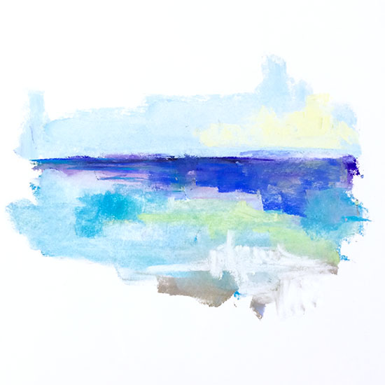 art prints - Out to Sea by Sarah Nobles