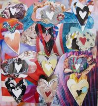 Layers of Hearts by Jessica Bohl