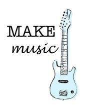 Make Your Own Music by Carmelina Faraci