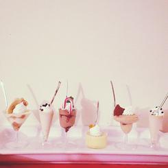Sugar Shadow Baby Cakes