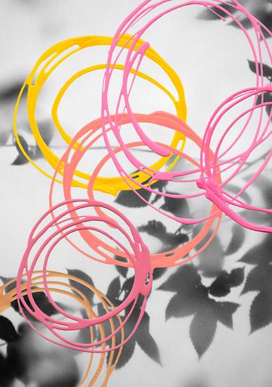 art prints - Chaotic Happenings II by Laura Edria