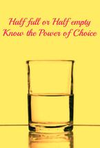 Power of Choice by Anubha