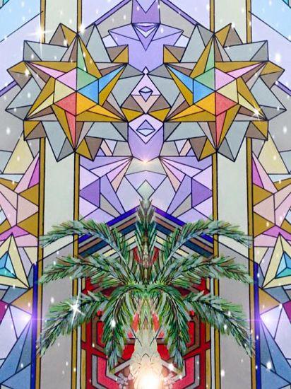 art prints - Palm tree by Holly Norine Pawson