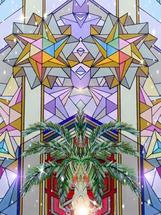 Palm tree by Holly Norine Pawson