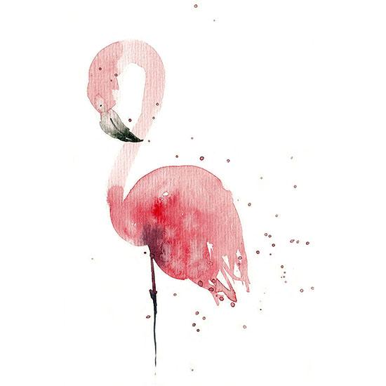art prints - Flamenco by Alaia Cabo