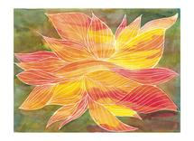 Lotus by Island Art and Soul