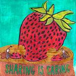 Sharing is Caring by Julz Nally