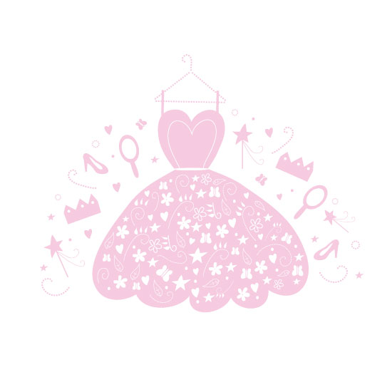 art prints - Pink and Pretty by Piece of Cake Prints