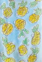 Dancing Pineapples by Emily Burlingame