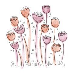 Bubble Flowers