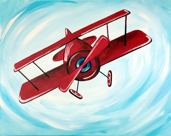 art prints - Up, Up and Away by Playful Paints LLC