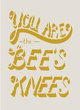 Bee's Knees by Monique Aimee