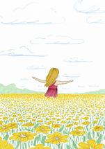 Freedom in the Field by Laura Ansley Koerner