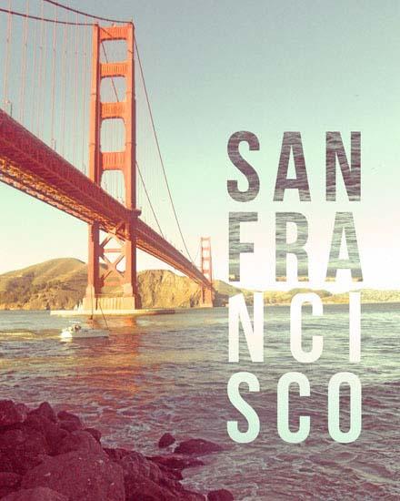 art prints - San Francisco by Lori Lay