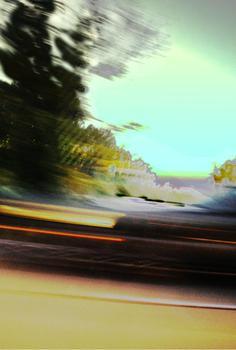 Drive-by Sunrise