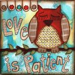 Love is Patient by Sue Allemand