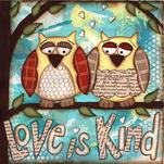 Love is Kind by Sue Allemand