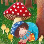 Return to the Mushroom... by Jingwen Ma