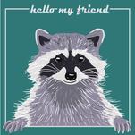 Hello my friend by Marina Markova
