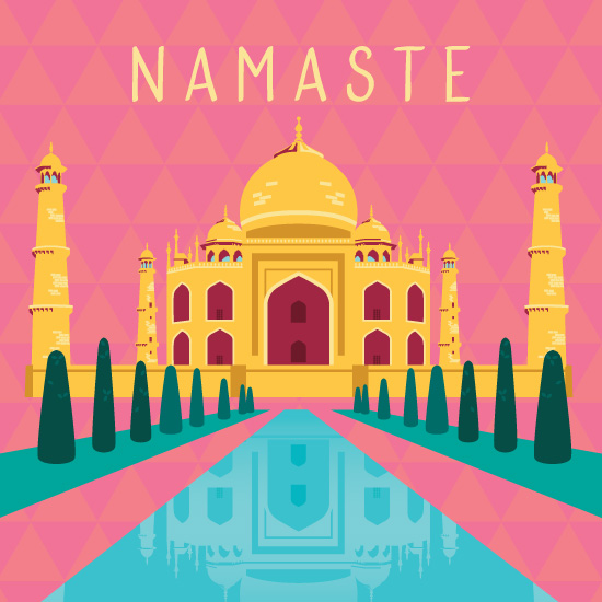 art prints - Namesta by Rhiannon Davenport