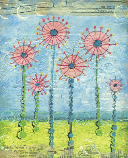 art prints - Spring Bloom by Pippin Schupbach