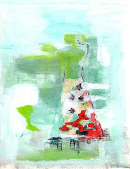 art prints - All Dressed Up by Jena Burkman