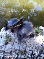art prints - Lean On Me by Beth Scanlon