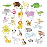 ABC Animals by Emily Welch