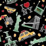 I love New York by Tati Vitsic