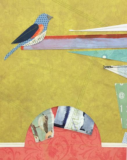 art prints - Yellow Perch by Hannah Burnworth