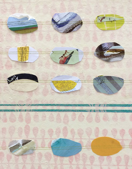 art prints - Stacks by Hannah Burnworth