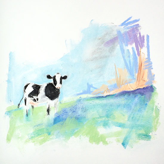 art prints - Farm Life II by Sarah Nobles
