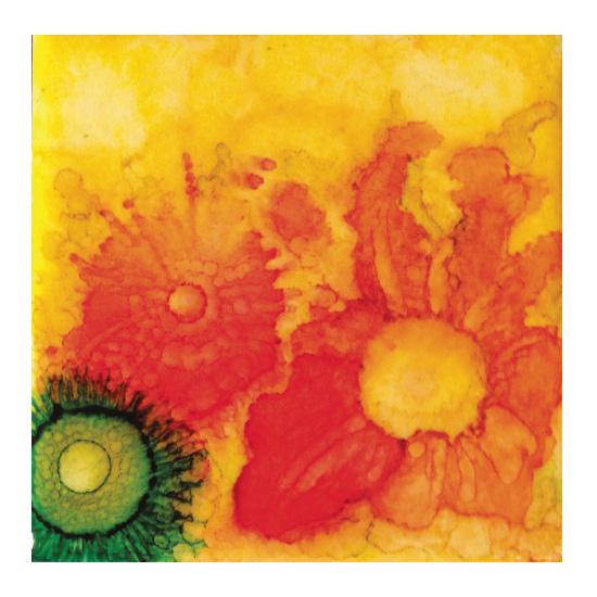 art prints - Orange Glory by YakiArtist