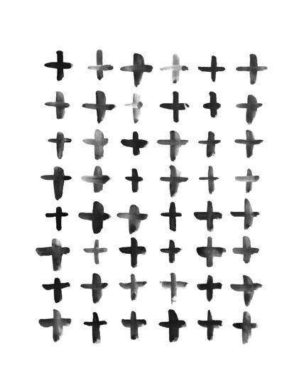 art prints - Criss Cross by Kortnee Desatoff
