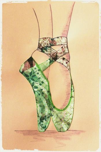 art prints - Dance upon a dream by Minu Thickitt