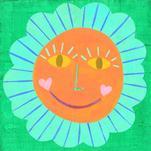 Happy Sunshine by Julz Nally