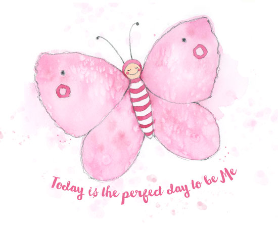 art prints - The Perfect Day to be Me by Kathy Jurek