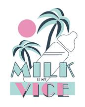 Milk Vice by Thoroughly Curly Designs