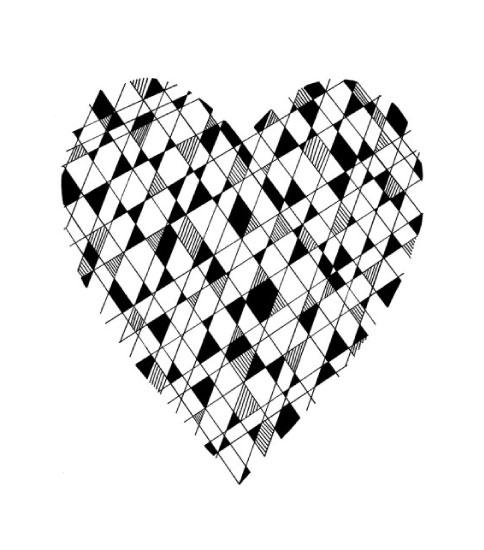 art prints - Modern Love by Mellani DeJesus