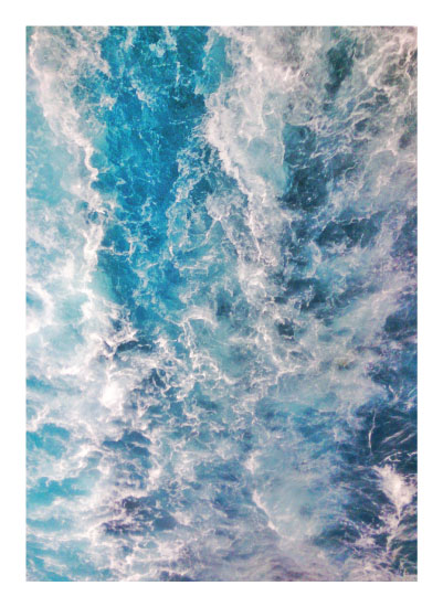 art prints - Coastal Wave by Joecel Grace D. Codera